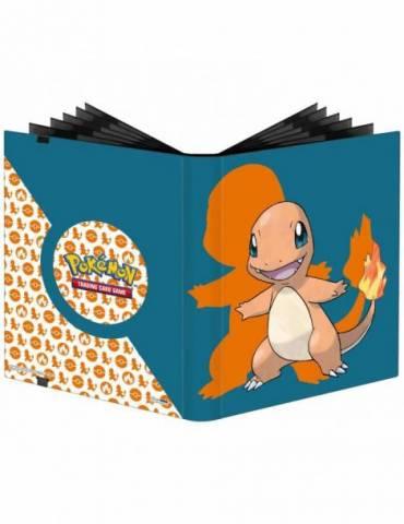 Binder PRO 9 bolsillos Ultra Pro Pokémon: Charmander