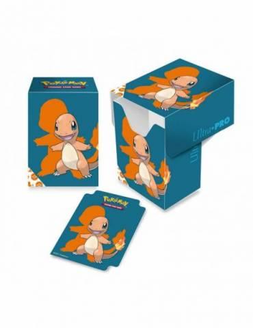 Deck Box Ultra Pro Pokémon: Charmander Full View
