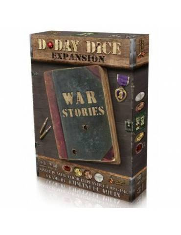 D-Day Dice (Second Edition): War Stories