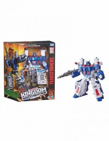 Figura Transformers War For Cybertron Earth: Ultra Magnus 19 cm