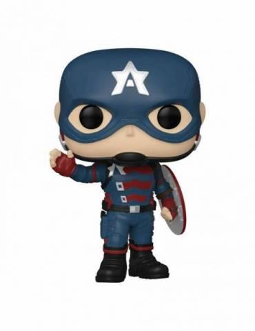 Figura POP The Falcon and the Winter Soldier: Captain America 9 cm