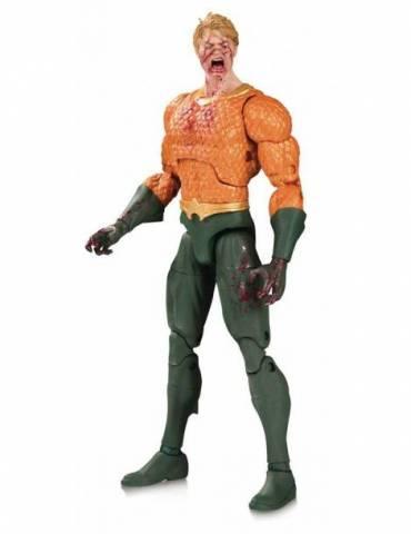 Figura DC Essentials: Aquaman (DCeased) 18 cm