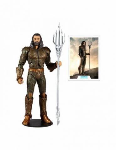 Figura DC Justice League Movie: Aquaman 18 cm