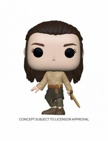 Figura POP Juego de tronos TV: Arya Training 9 cm