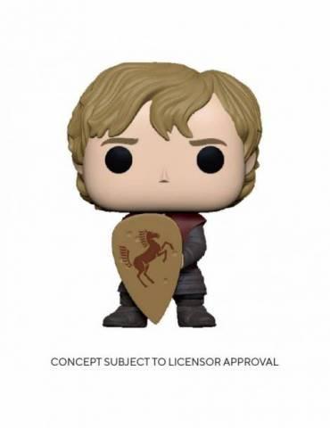 Figura POP Juego de tronos TV: Tyrion with Shield 9 cm
