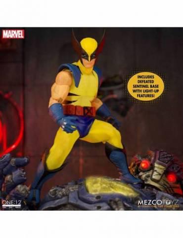 Figura Marvel Universe: Wolverine Deluxe Steel Box Edition 16 cm