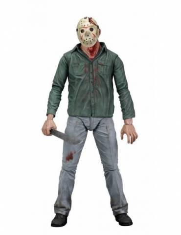 Figura Viernes 13 Parte 3: Ultimate Jason 18 cm