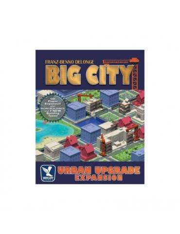 Big City: 20th Anniversary Jumbo Edition - Urban Upgrade