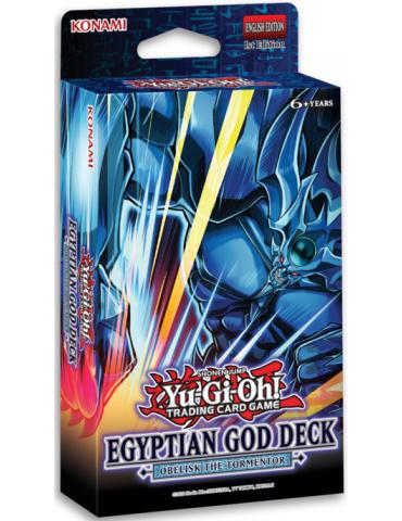 Yu-Gi-Oh! Egyptian God Deck: Obelisk the Tormentor
