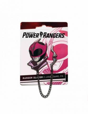 Set de Pins Luxury Enamel Power Rangers: Ranger Slayer 5 cm