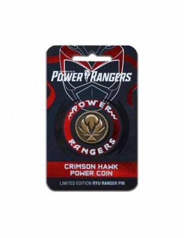 Pin Power Rangers: Ryu Ranger Power Coin 2 cm