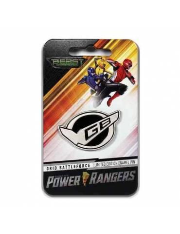 Pin Enamel Power Rangers: Beast Morphers Grid Battle Force 4 cm