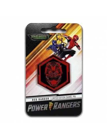 Pin Enamel Power Rangers: Beast Morphers Red Ranger 4 cm