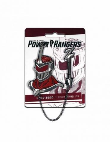 Set de Pins Luxury Enamel Power Rangers: Lord Zedd 7 cm