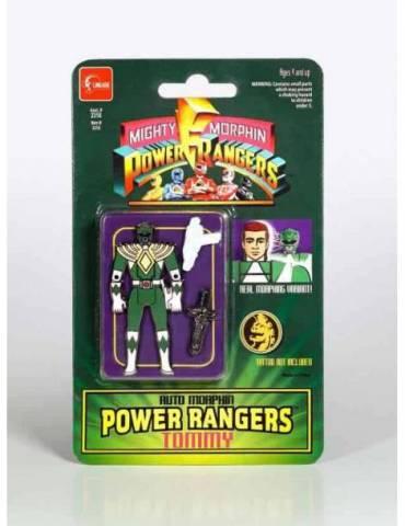 Set de Pins Auto Morphin Power Rangers: Tommy 5 cm
