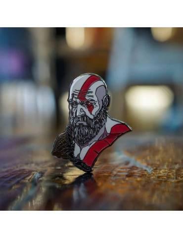Pin Luxury Enamel God Of War: Kratos 5 cm