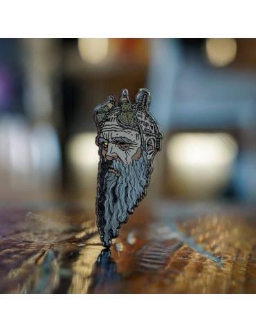 Pin Luxury Enamel God Of War: Mimir 6 cm