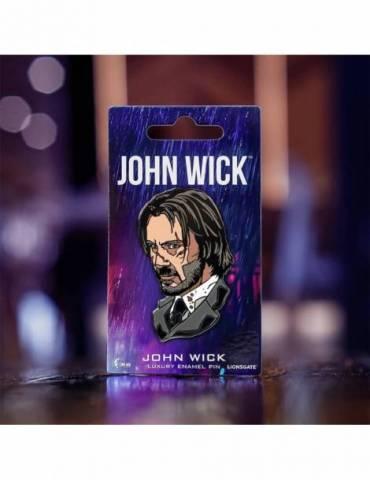 Pin Luxury Enamel John Wick: John Wick 5 cm
