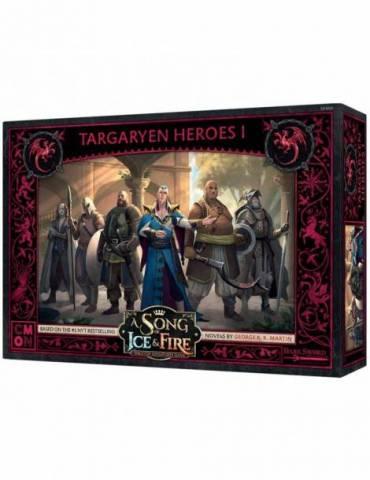 Canción de Hielo y Fuego el juego de miniaturas: Héroes Targaryen I