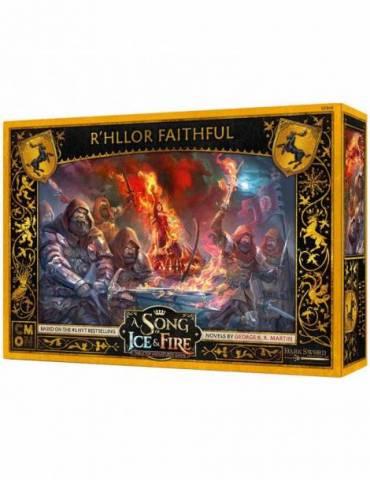 Canción de Hielo y Fuego el juego de miniaturas: Adeptos de R'hllor