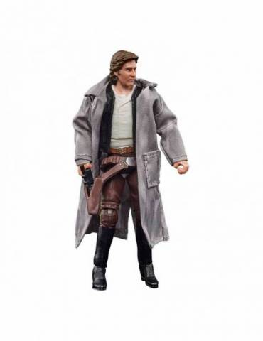 Figura Star Wars Episode VI Vintage Collection: 2021 Han Solo (Endor) 10 cm