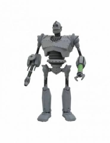 Figura El Gigante de Hierro Select: Battle Mode Iron Giant 22 cm
