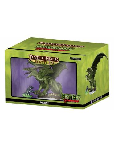 Pathfinder Battles: Bestiary Unleashed - Premium Set: Treerazer 18 cm