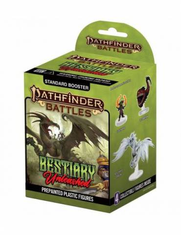 Pathfinder Battles: Bestiary Unleashed Booster Brick