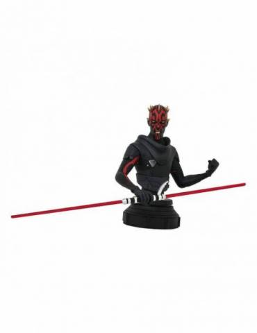 Figura Busto Star Wars Rebels: Darth Maul 15 cm