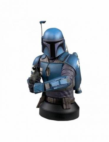 Figura Busto Star Wars The Mandalorian: Death Watch Previews Exclusive 18 cm