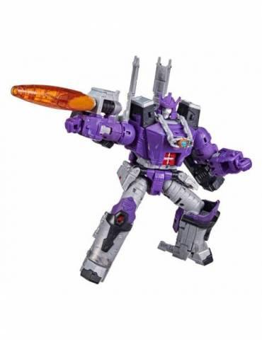Figura Transformers Generations War for Cybertron: Kingdom - Galvatron Leader Class 2021 18 cm