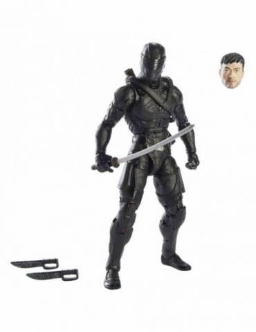 Figura G.I. Joe Classified Series Snake Eyes: G.I. Joe Origins - Snake Eyes 15 cm