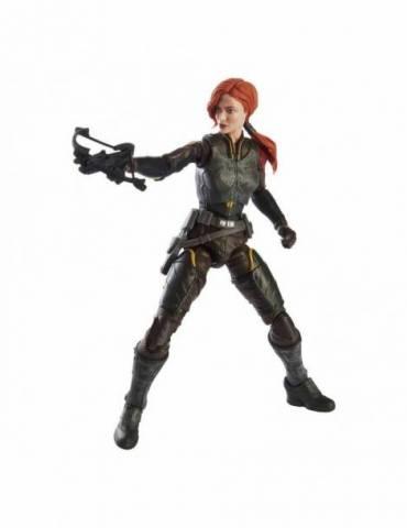 Figura G.I. Joe Classified Series Snake Eyes: G.I. Joe Origins - Scarlett 15 cm