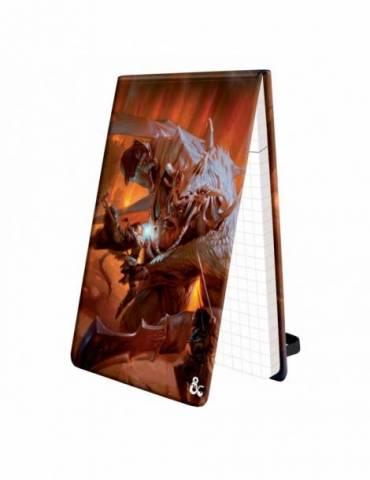 Libreta Dungeons & Dragons Pad of Perception: Fire Giant