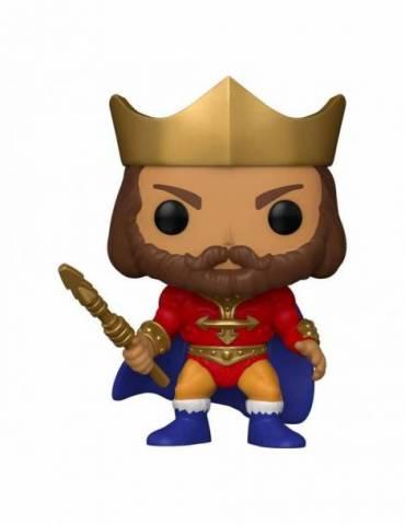 Figura POP Masters of the Universe Animation: King Randor 9 cm