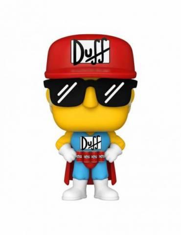 Figura POP Los Simpson: Duffman 9 cm