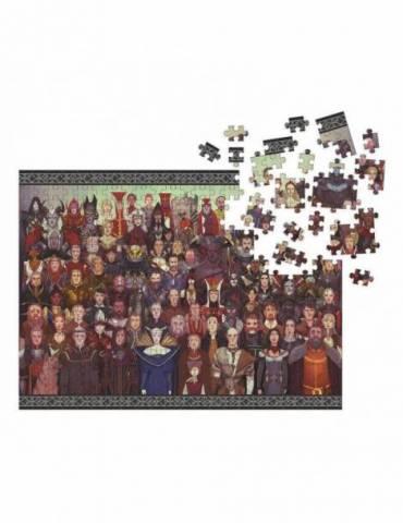 Puzle Dragon Age Puzzle Cast of Thousands (1000 piezas)
