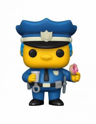 Figura POP Los Simpson: Chief Wiggum 9 cm