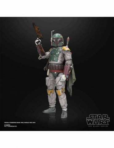 Figura Star Wars Black Series: Boba Fett E6 15 cm