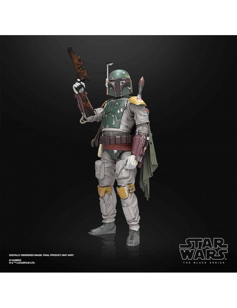 Figura Star Wars Black Series: Boba Fett E6 15 cm