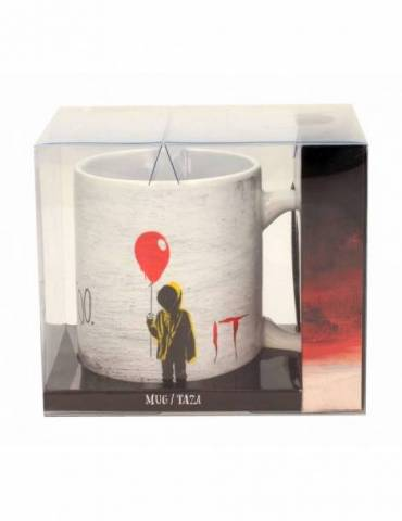 Taza Cerámica It: You'll Float Too