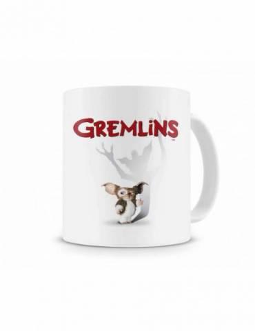 Taza Ceramica Gremlins: Gizmo Con Sombra Gremlin