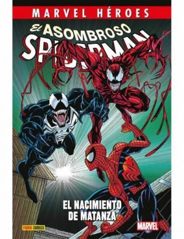 CMH 103: El Asombroso Spiderman: El Nacimiento de Matanza