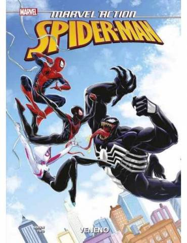 Marvel Action. Spiderman 04. Veneno