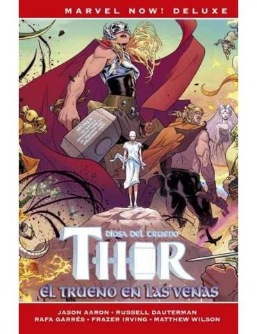 Thor de Jason Aaron 4. El Trueno en las Venas (Marvel Now! Deluxe)