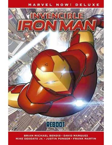 Invencible Iron Man 01. Reboot (Marvel Now! Deluxe)