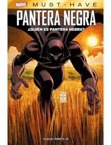 Marvel Must-Have. ¿Quien es Pantera Negra?