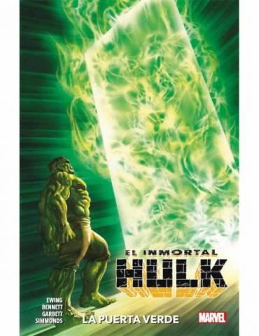 Marvel Premiere. El Inmortal Hulk 02. La Puerta Verde