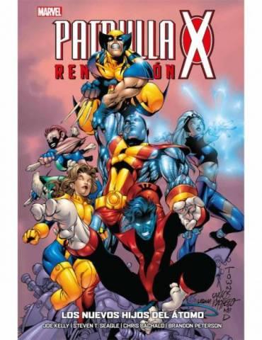 Patrulla-X: Renovación 04. Los Nuevos Hijos del Atomo