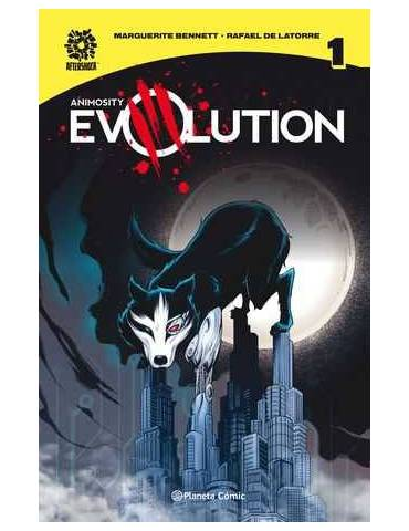 Animosity Evolution Nº01/02